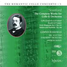 Charles Villiers Stanford (1852-1924): Die Werke für Cello & Orchester, CD