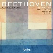 Ludwig van Beethoven (1770-1827): Bagatellen op.33,119,126, CD