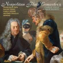 Neapolitanische Flötenkonzerte Vol.2, CD