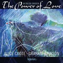 Alice Coote - The Power of Love (An English Songbook), CD