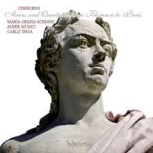 Luigi Cherubini (1760-1842): Ouvertüren & Arien (From Florence to Paris), CD