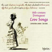 18th-Century Portuguese Love Songs, CD