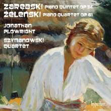 Vladislav Zelenski (1837-1921): Klavierquartett op.61, CD