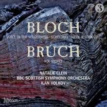 Ernest Bloch (1880-1959): Voice in the Wilderness für Cello & Orchester, CD