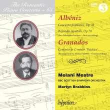 """Enrique Granados (1867-1916): Klavierkonzert c-moll """"Patetico"""", CD"""