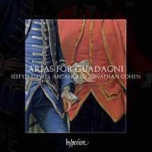 Iestyn Davies - Arias for Guadagni, CD