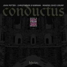 Conductus I - Music & Poetry from Thirteenth-Century France, CD