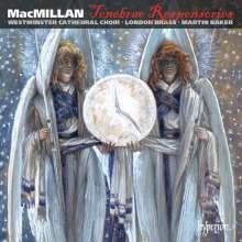 """James MacMillan (geb. 1959): Chorwerke """"Tenebrae Responsories"""", CD"""