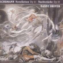Robert Schumann (1810-1856): Novelletten op.21, CD