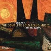 Ernst von Dohnanyi (1877-1960): Klavierwerke Vol.3, CD