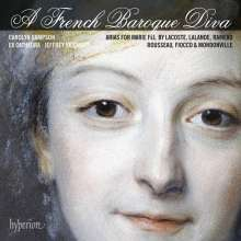 Carolyn Sampson - A French Baroque Diva (Arias for Marie Fel), CD