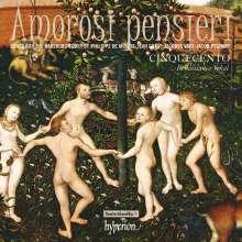 "Lieder für den Habsburger Hof ""Amorosi pensieri"", CD"