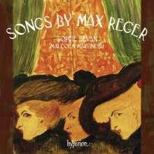 Max Reger (1873-1916): Lieder, CD