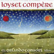 Loyset Compere (1445-1518): Magnificat,Motetten & Chansons, CD