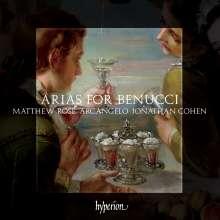 Matthew Rose - Arias for Benucci, CD