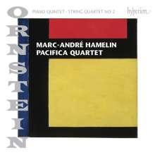 Leo Ornstein (1892-2002): Klavierquintett op.92, CD