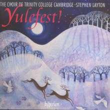 Trinity College Choir - Yulefest!, CD
