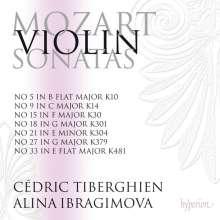 Wolfgang Amadeus Mozart (1756-1791): Sonaten für Violine & Klavier Vol.1, 2 CDs