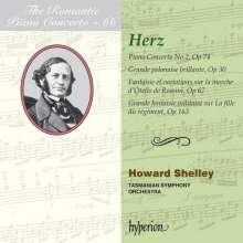 Henri Herz (1803-1888): Klavierkonzert Nr.2, CD