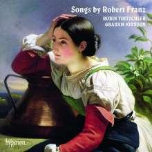 Robert Franz (1815-1892): Lieder, CD