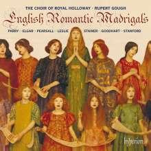 Royal Holloway Choir - English Romantic Madrigals, CD