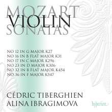 Wolfgang Amadeus Mozart (1756-1791): Sonaten für Violine & Klavier Vol.3, 2 CDs