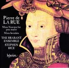Pierre de la Rue (1460-1518): Missa Nuncqua fue pena mayor, CD