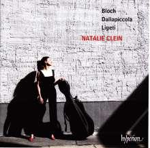 Ernest Bloch (1880-1959): Suiten für Cello solo Nr.1-3, CD