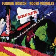 Ernst Krenek (1900-1991): Reisebuch aus den österreichischen Alpen, CD