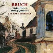 Max Bruch (1838-1920): Streichquintette Es-Dur & a-moll, CD