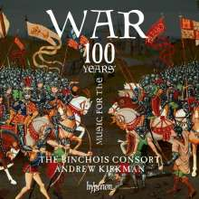 Music for the 100 Years' War - A Brief History in Music & Alabaster, CD