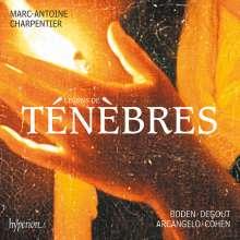 Marc-Antoine Charpentier (1643-1704): Lecons de Tenebres du Mercredy Saint, CD