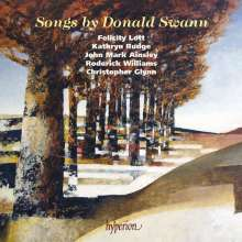 Donald Swann (1923-1994): Lieder, 2 CDs
