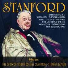 Charles Villiers Stanford (1852-1924): Geistliche Musik, CD