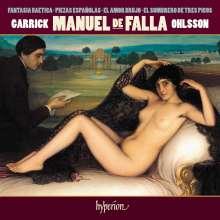 Manuel de Falla (1876-1946): Klavierwerke, CD