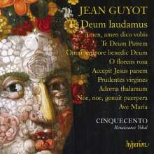 "Jean Guyot (1520-1588): Geistliche Musik ""Te Deum"", CD"
