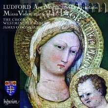 Nicholas Ludford (1485-1557): Missa Videte Miraculum, CD