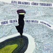 Alina Ibragimova - Ysaye / Franck / Vierne / Boulanger, CD