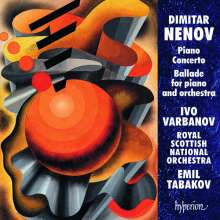 Dimitar Nenov (1902-1953): Klavierkonzert, CD