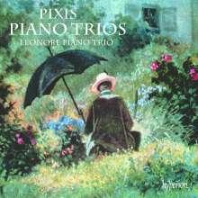 Johann Peter Pixis (1788-1874): Klaviertrios Nr.1 Es-Dur op.75 & Nr.3 h-moll op.95, CD