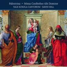 Giovanni Pierluigi da Palestrina (1525-1594): Missa Confitebor tibi Domine, CD