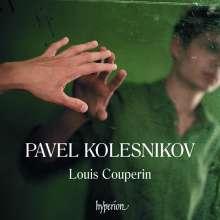 Louis Couperin (1626-1661): Cembalosuiten d-moll, g-moll, A-Dur (Tänze aus dem Bauyn Manuscript), CD