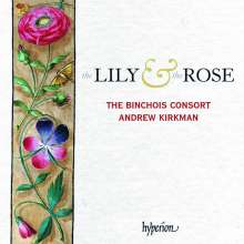 The Lily and the Rose - Adoration of the Virgin in Sound & Stone, CD