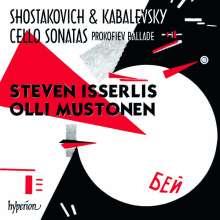 Steven Isserlis & Olli Mustonen - Russische Musik für Cello & Klavier, CD
