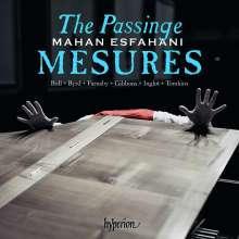 Mahan Esfahani - The Passinge Mesures, CD