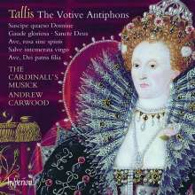 Thomas Tallis (1505-1585): The Votive Antiphons, CD