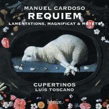 Frei Manuel Cardoso (1566-1650): Requiem (Missa pro defunctis a4), CD