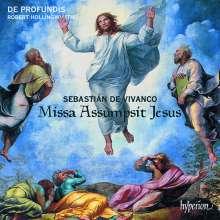 Sebastian de Vivanco (1551-1622): Missa Assumpsit Jesus, CD