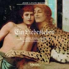 """Jean Louis Nicode (1853-1919): Fantasiestücke op.6 """"Andenken an Robert Schumann"""", CD"""