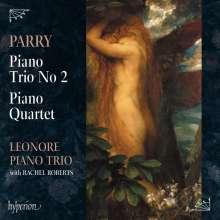 Hubert Parry (1848-1918): Klavierquartett in As, CD